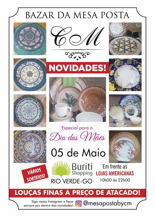 Blog Bazar - Rio Verde - Blog